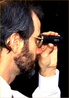 using a monocular magnifier